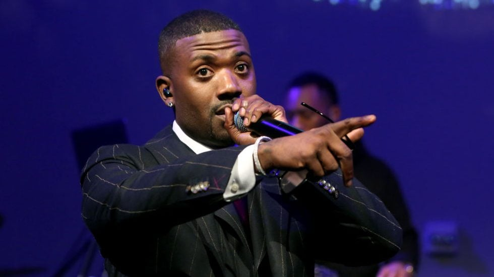 Ray J responds to rumors that he's asking Trump to pardon Suge Knight