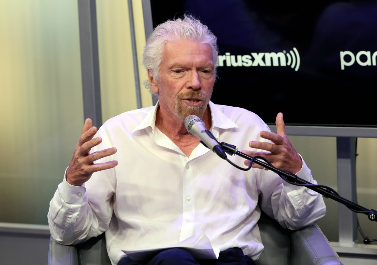 Richard Branson apologizes for tweet in South Africa that omitted Blacks - TheGrio