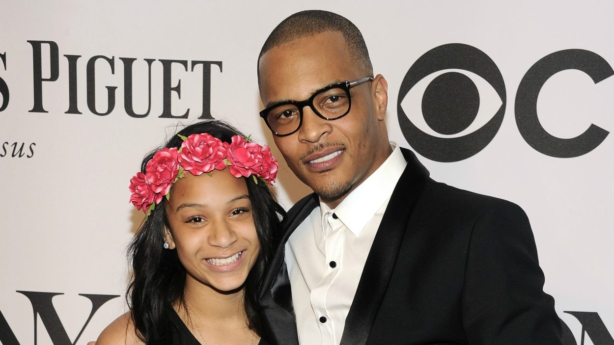 After 'intact hymen' backlash, Deyjah unfollows dad T.I. on Instagram, parties in Mexico