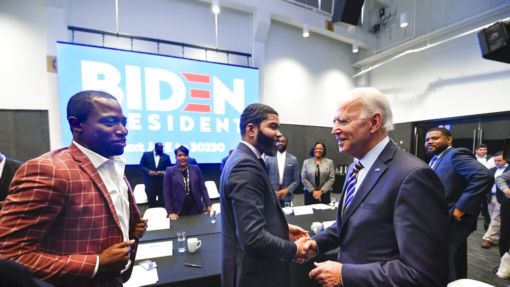 Joe Biden: 'I don't need an Obama endorsement'