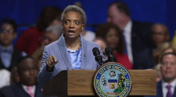 Mayor Lori Lightfoot theGrio.com