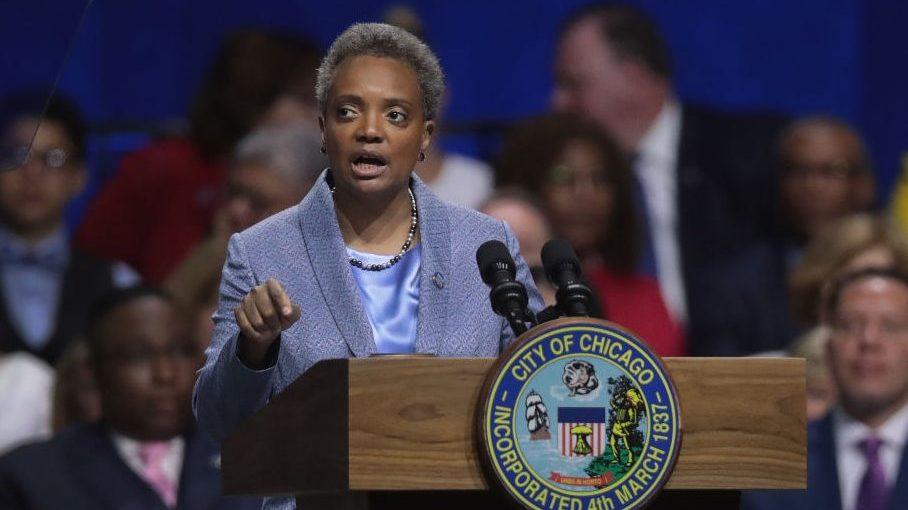 Mayor Lori Lightfoot theGrio.com