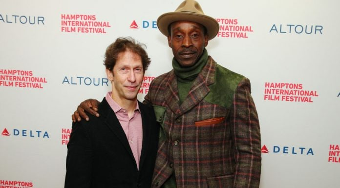 Tim Blake Nelson/ Rob Morgan