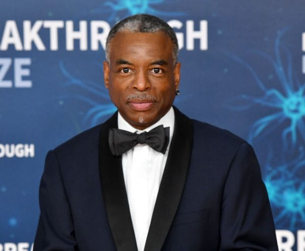 LeVar Burton releases YouTube video series on what it's like to be Black in America