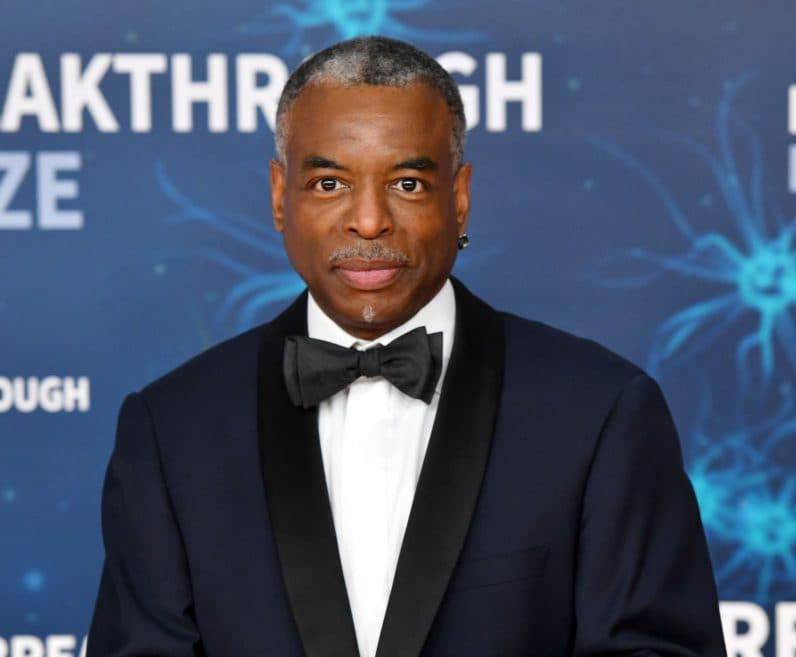 LeVar Burton releases video series on what it's like to be Black in America