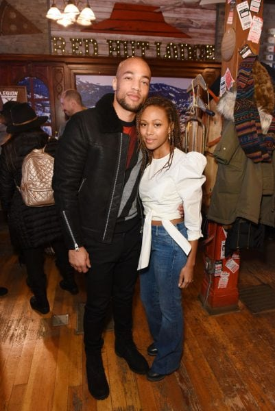 Kendrick Sampson/ Nicole Beharie