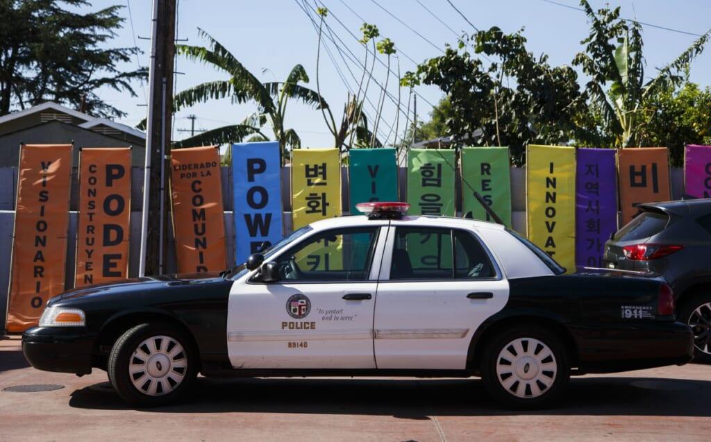 LAPD thegrio.com