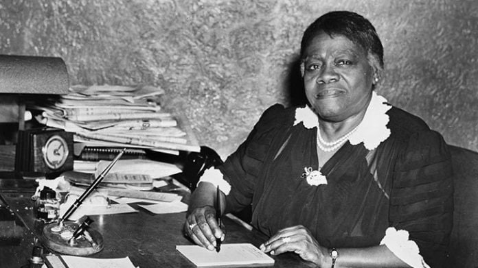 Dr. Mary McLeod Bethune