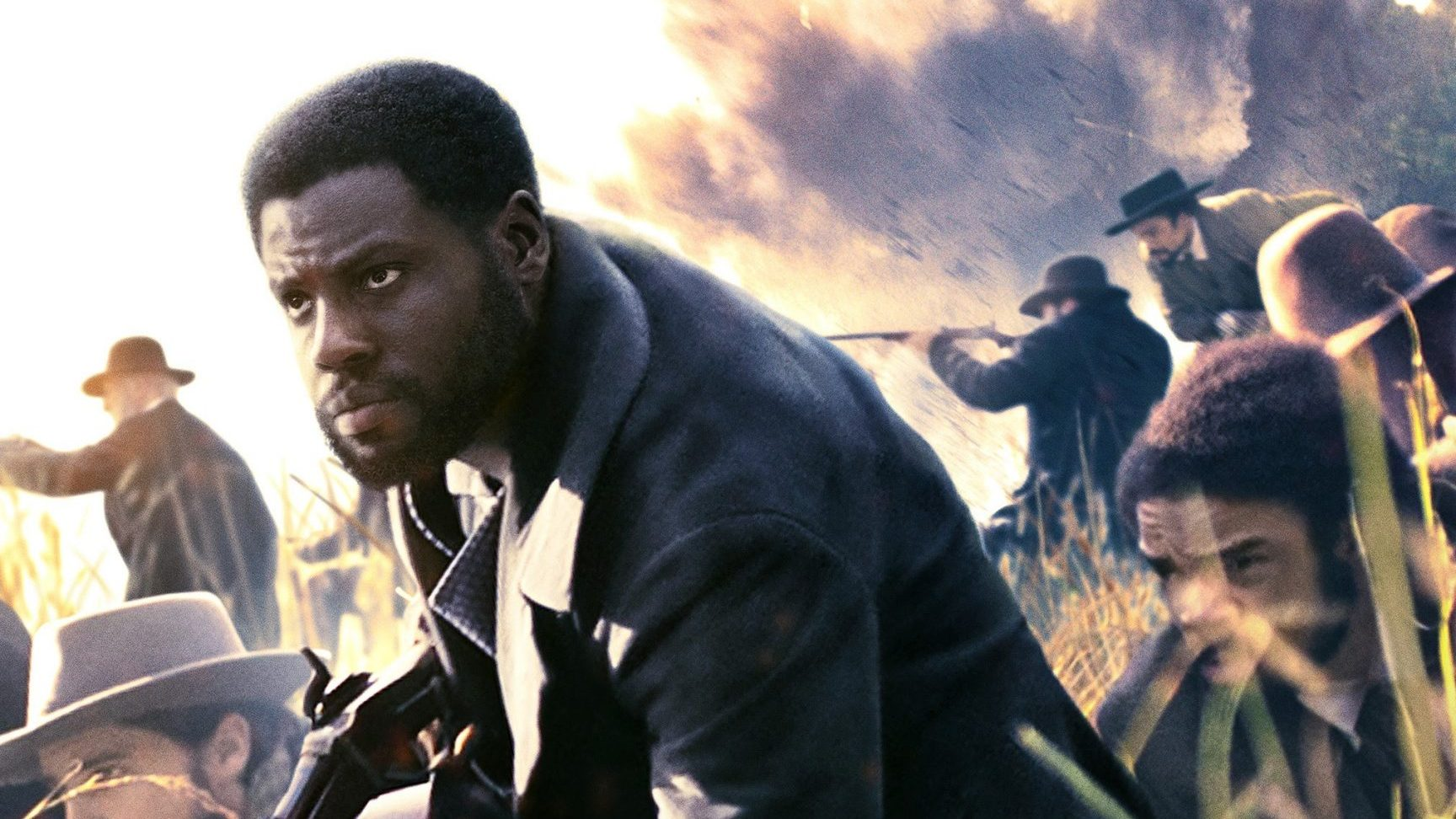 FIRST LOOK: Dayo Okeniyi and Nature Naughton in 'Emperor' (Exclusive)