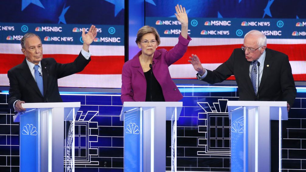 Top 5 Democratic Debate Moments The Good The Bad And The