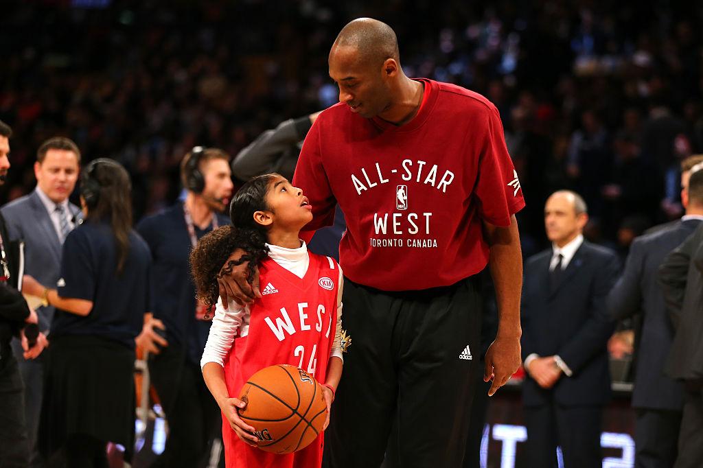 Kobe and Gianna Bryant theGrio.com
