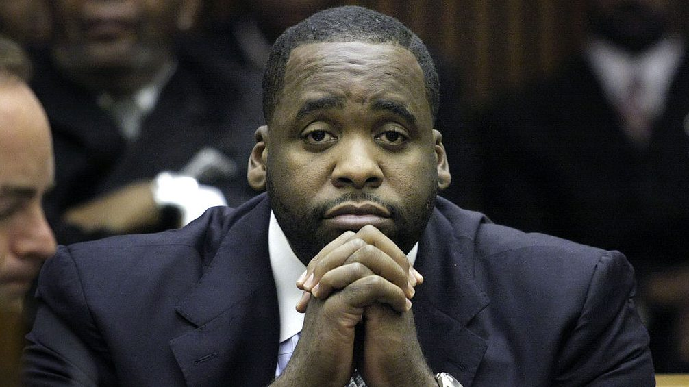 Trump Is Passing Out Pardon's Like Candy And Kwame Kilpatrick Wants A Piece!?