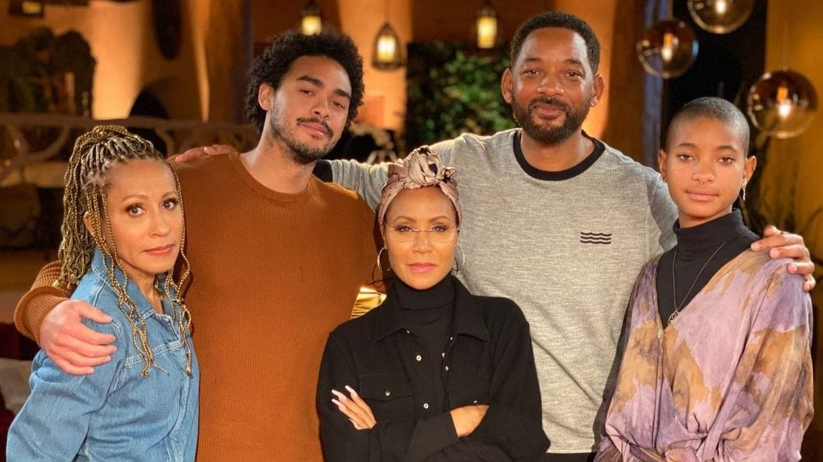 Will Smith gets emotional on Father's Day episode of 'Red Table Talk'