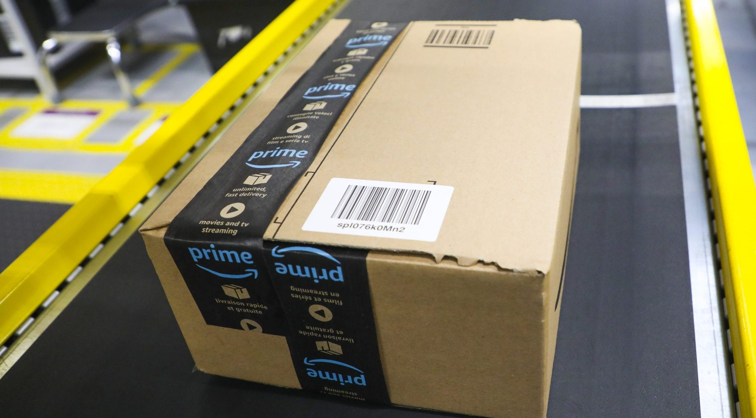 Amazon suspends all shipments to ...
