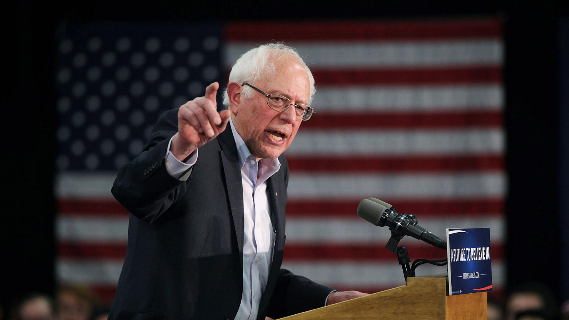 Bernie Sanders theGrio.com