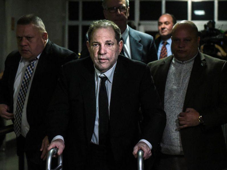 Harvey Weinstein theGrio.com