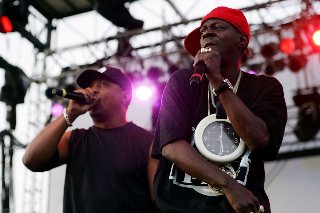 Public Enemy firing Flavor Flav was hoax to promote 'Loud Is Not Enough' album