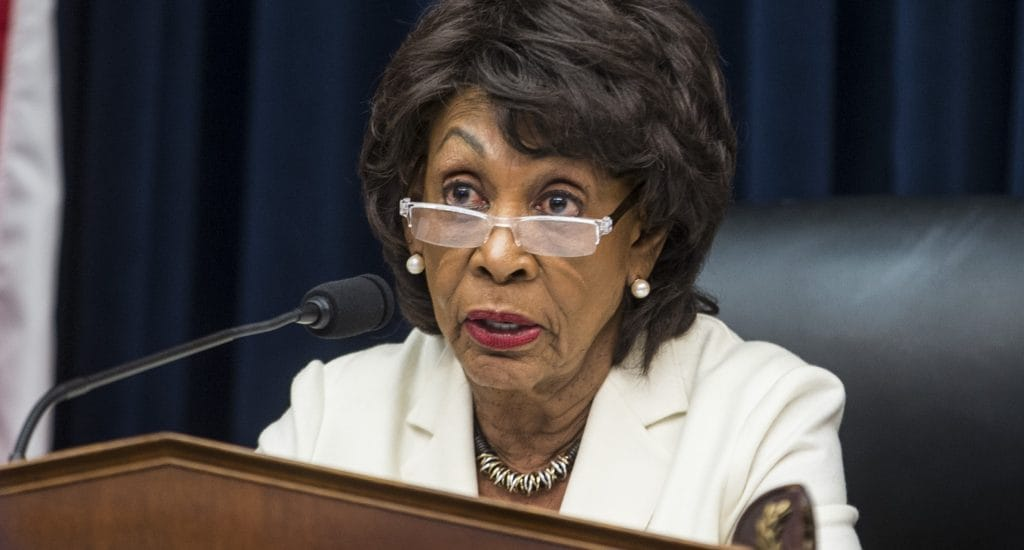 Maxine Waters slams Trump in fiery tweets: 'You incompetent idiot!' - TheGrio