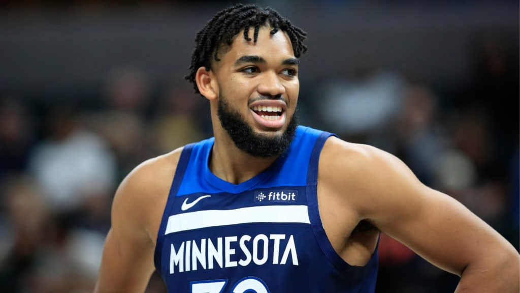 Karl-Anthony Towns theGrio.com
