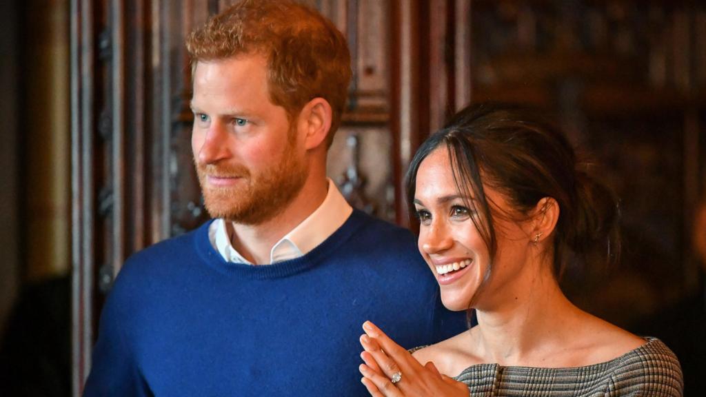 Prince Harry and Meghan Markle theGrio.com