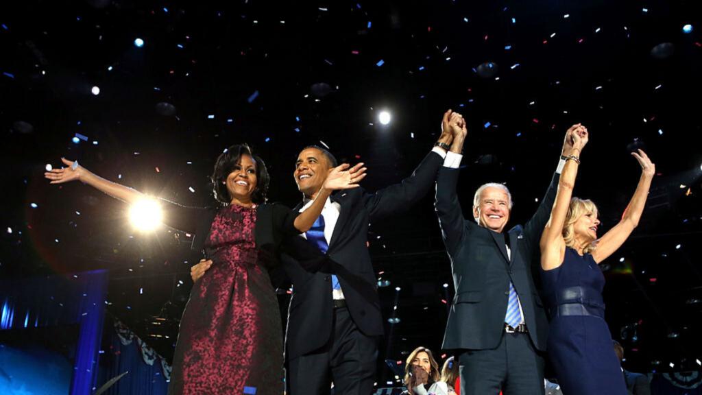 Bidens Obamas theGrio.com