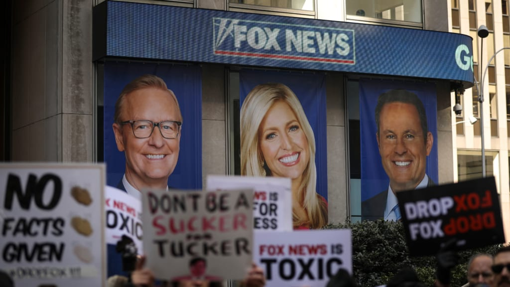 Who Is Eric Bolling? Fox News Host Allegedly Texted Women