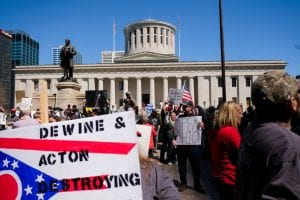 Ohioans Protest The Government Shutdown theGrio.com