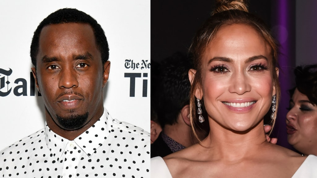 Sean Combs and Jennifer Lopez theGrio.com