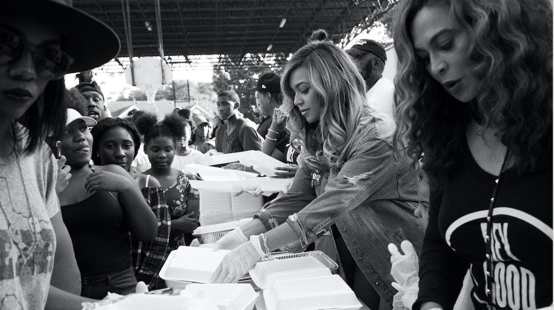 Beyonce/ Tina