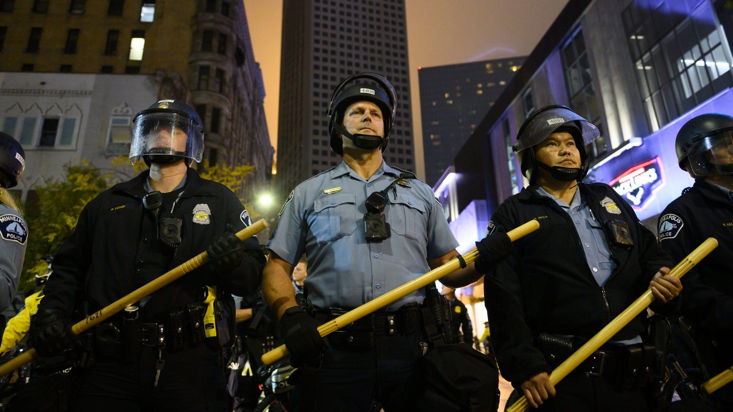 Minneapolis Police theGrio.com