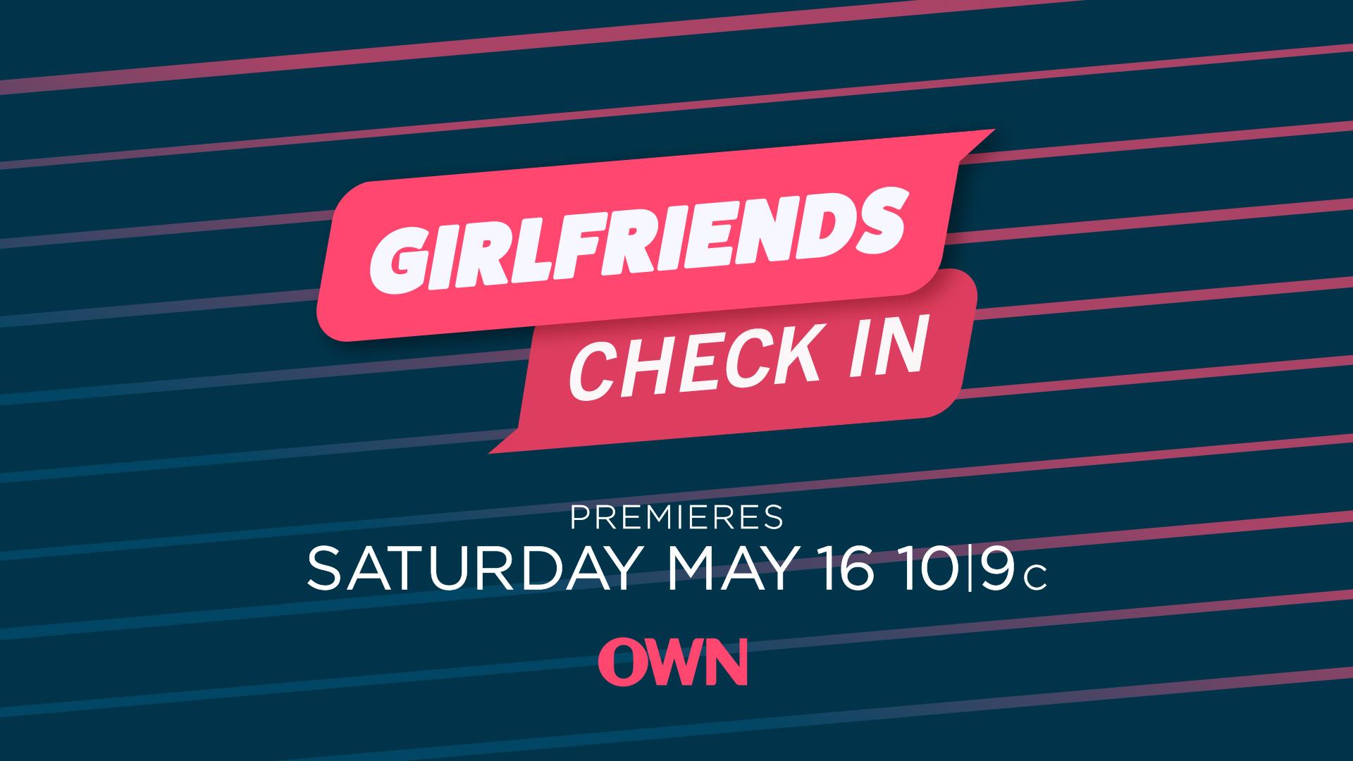 girlfriends check in logo