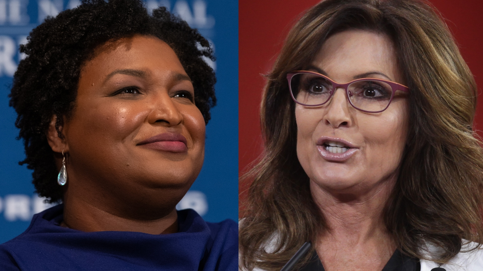 Stacey Abrams is nobody's Sarah Palin. Put some respect on her name