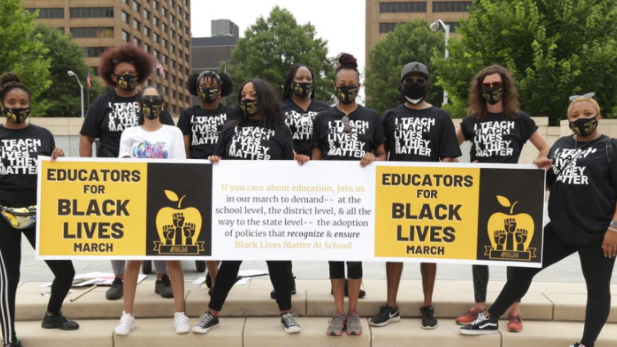 Educators for Black Lives Matter theGrio.com