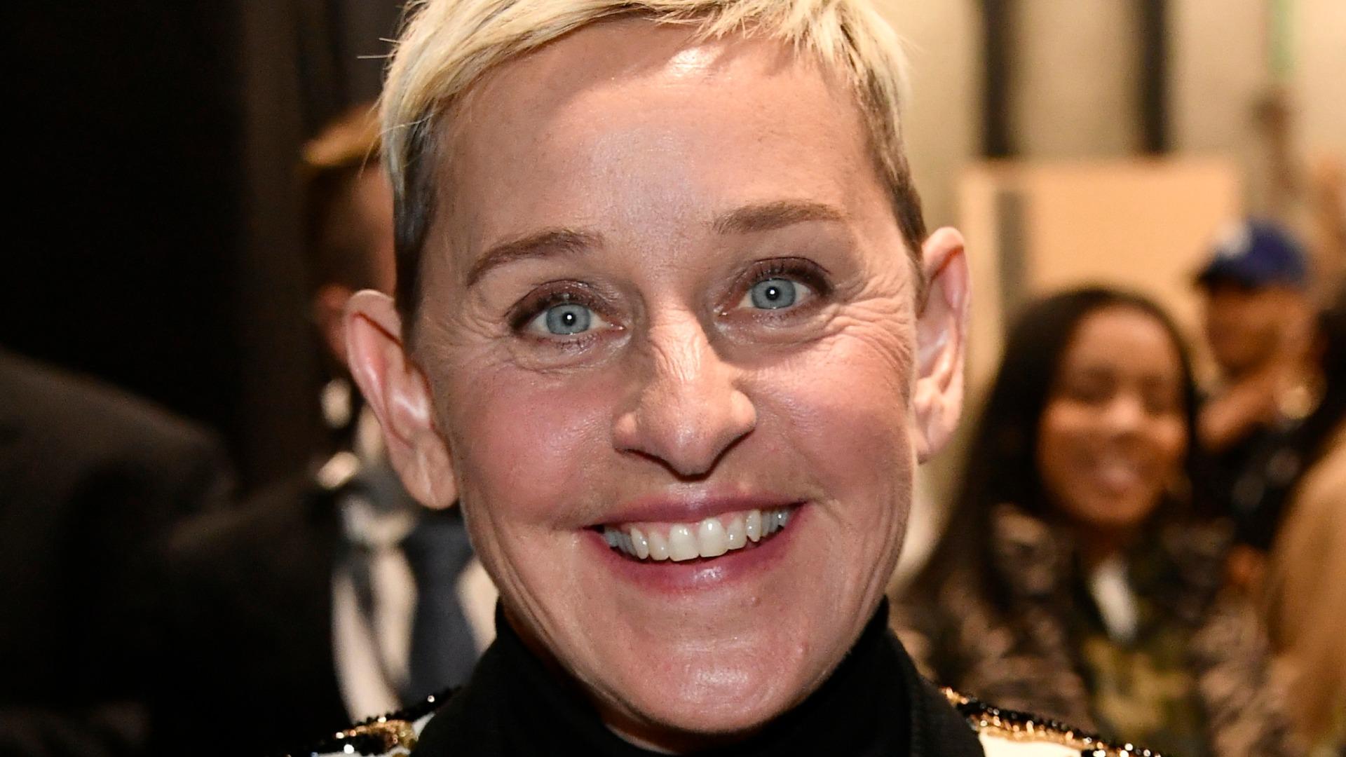 Ellen DeGeneres: President Trump Not Welcome on My Show
