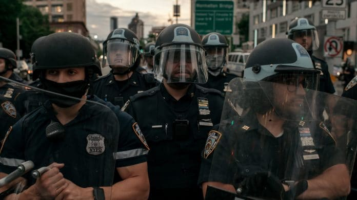 'Shoot Those Motherf***ers' NYPD Audio Emerges
