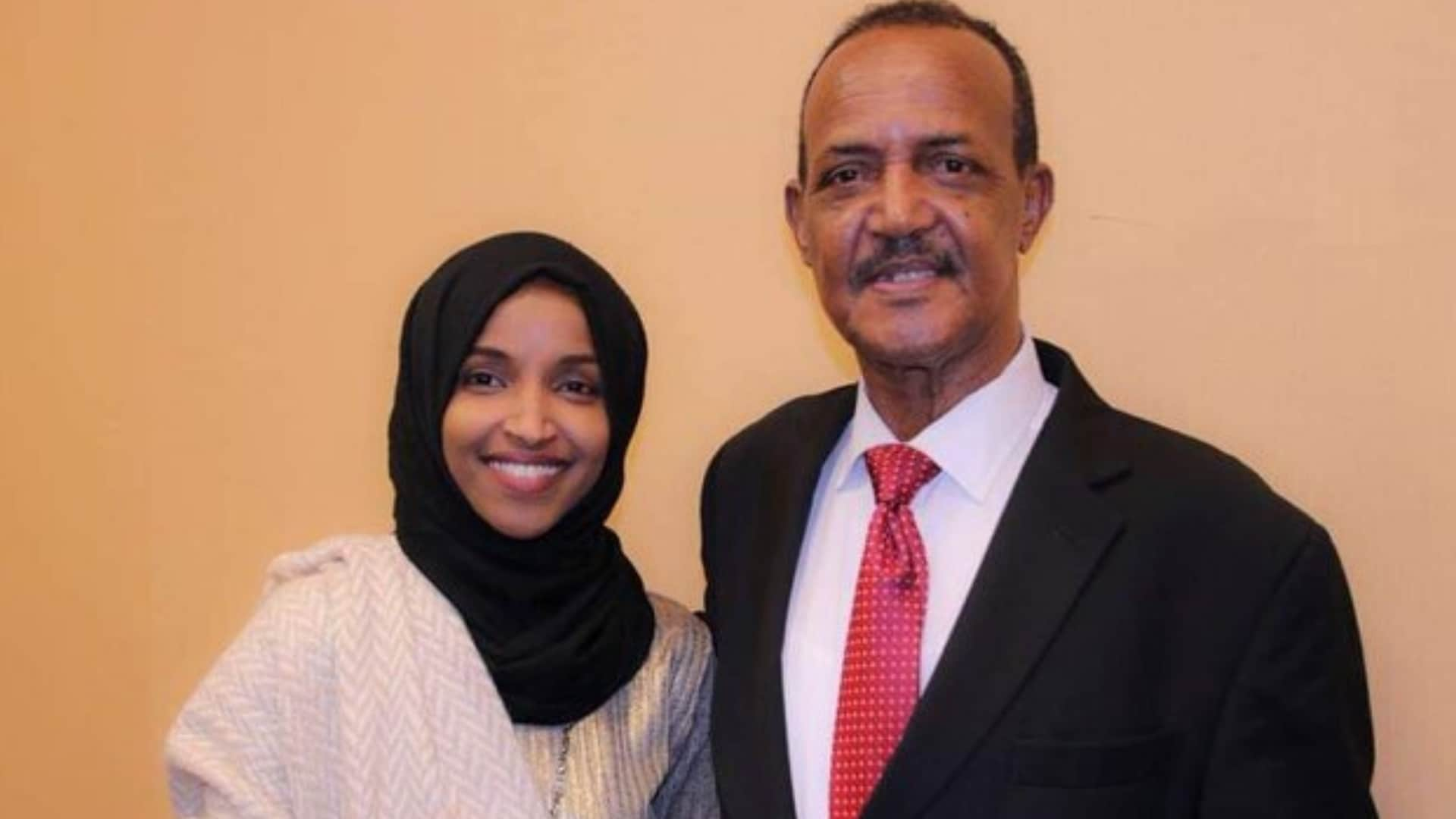 Rep. Ilhan Omar's father dies from COVID-19 complications ...Ilhan Omar Primary 2020