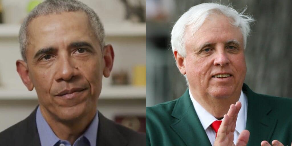 West Virginia governor says he'd welcome any former president but Obama - TheGrio