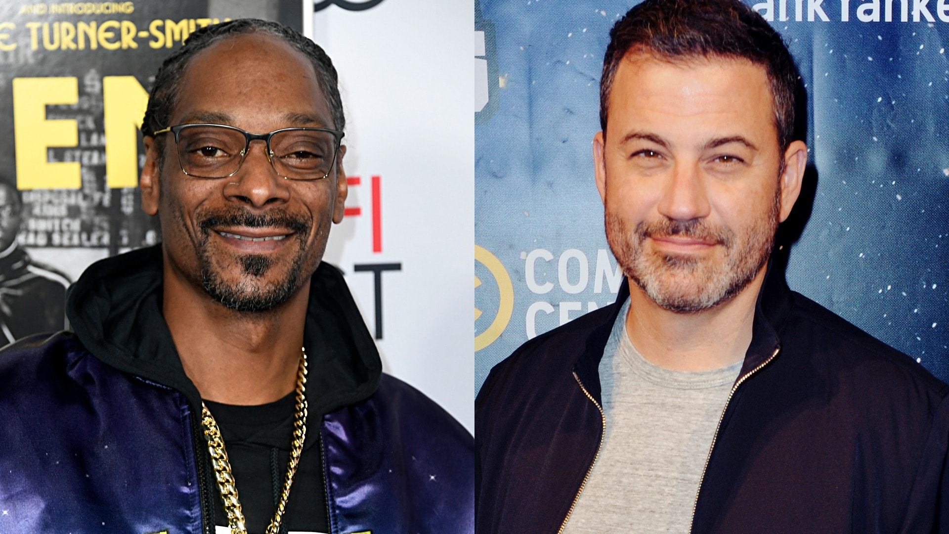Audio of Jimmy Kimmel using 'N' word while imitating Snoop surfaces online - TheGrio