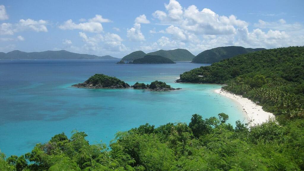 US Virgin Islands Caribbean