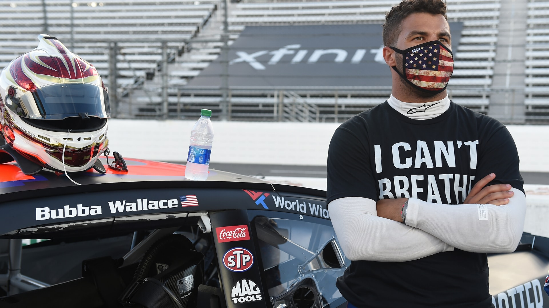 FBI Say's NASCAR's Bubba Wallace Was Not Target of Hate Crime