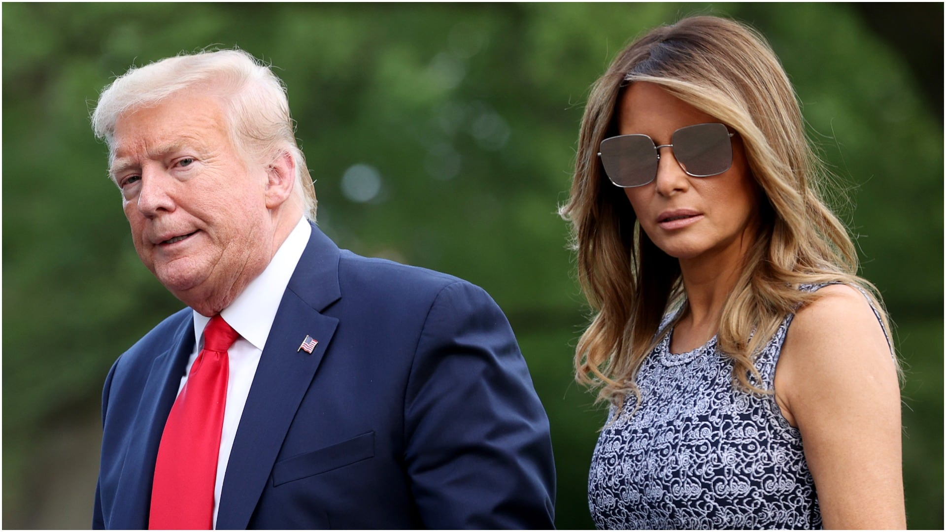 7 Melania moments that define Trump's White House exit