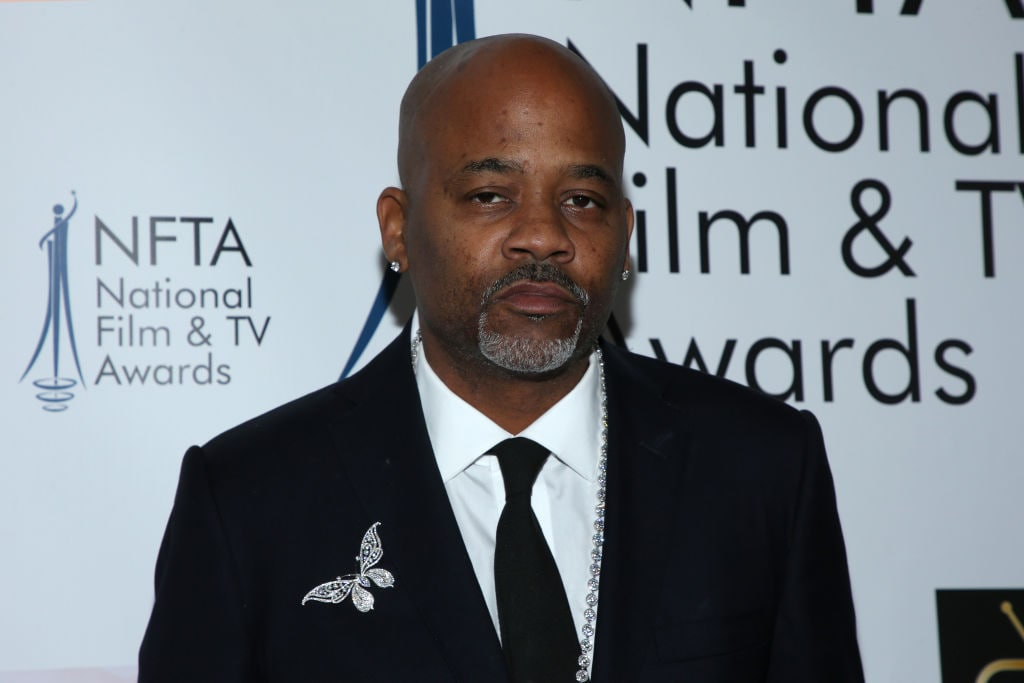 Dame Dash accuses Lifetime, 'Growing Up Hip Hop' of exploiting his relationship with Aaliyah - TheGrio