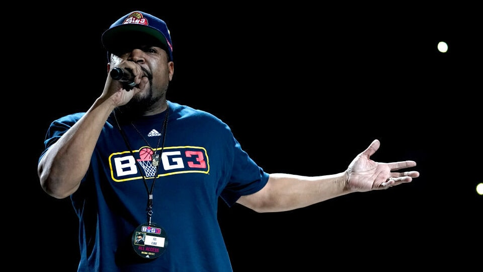 Ice Cube's 'Contract with Black America' calls for 'second reconstruction'