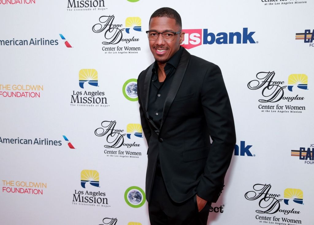 Nick Cannon at The Los Angeles Mission Legacy Of Vision Gala  - Arrivals.