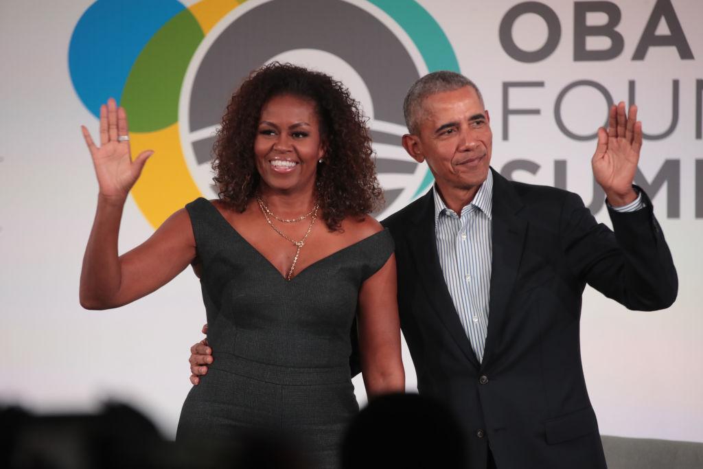 Barack Obama, Michelle Obama, podcast, Netflix
