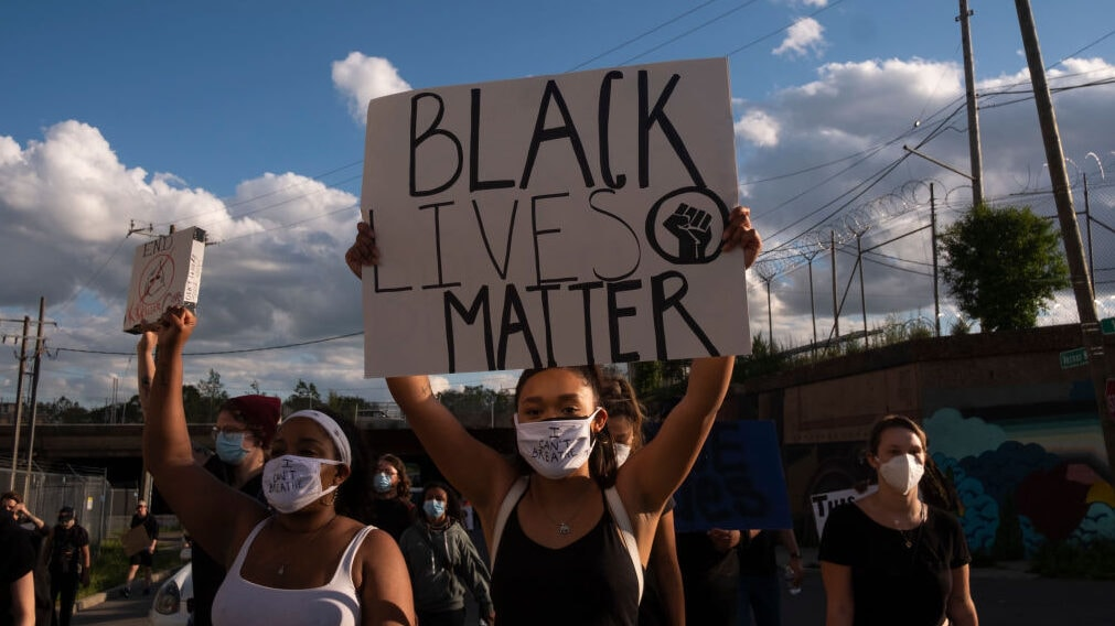 Black Lives Matter Protest theGrio.com
