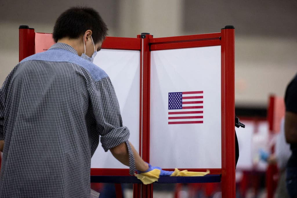 Three States Hold Primary Elections During Pandemic