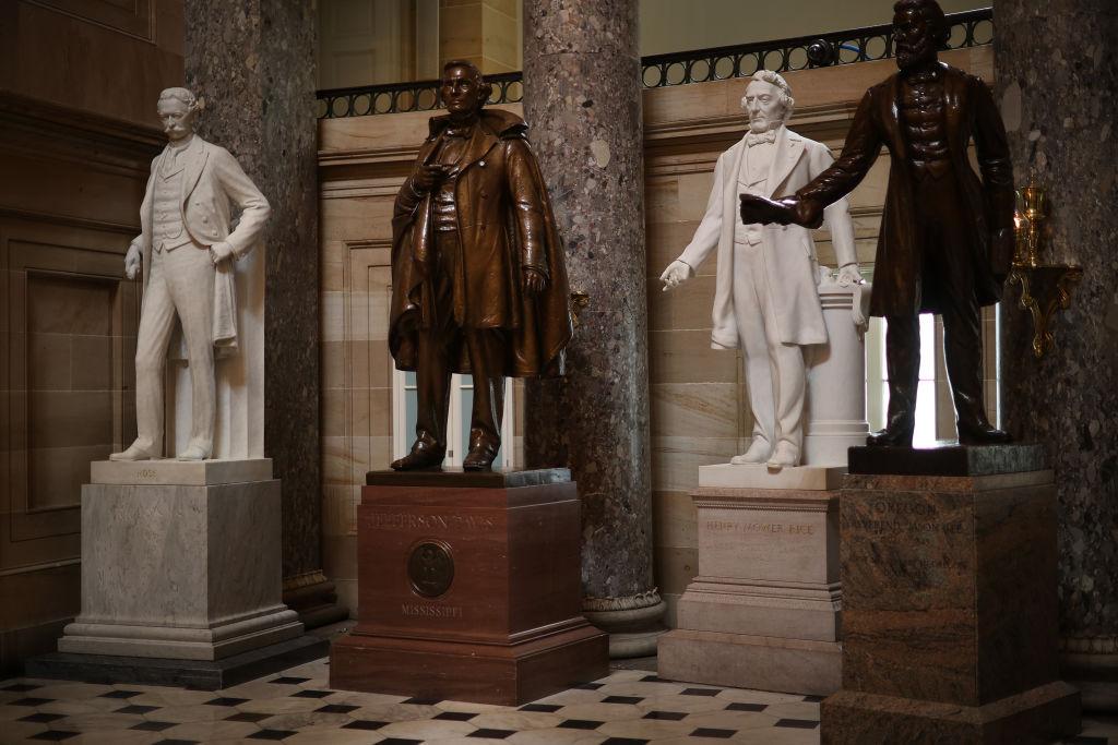House Speaker Nancy Pelosi Writes Letter Asking Congress Remove 11 Confederate Statues From U.S. Capitol