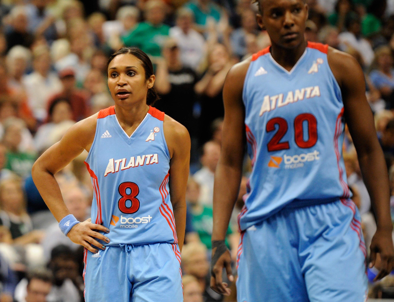 Atlanta Dream v Minnesota Lynx - Game Two