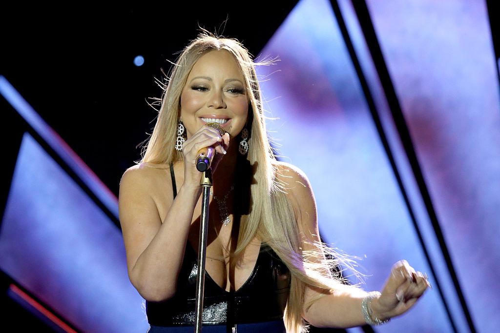 Multi-Grammy Award Winner Mariah Carey Headlines Sixth Biennial UNICEF Ball Honoring David Beckham And C. L. Max Nikias - Inside